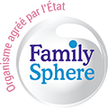 Family Sphere, spécialiste de la garde d'enfants à domicile