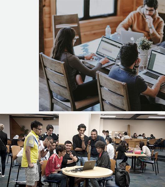 La pédagogie dans les universités anglophones