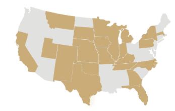 études universitaires aux États-Unis