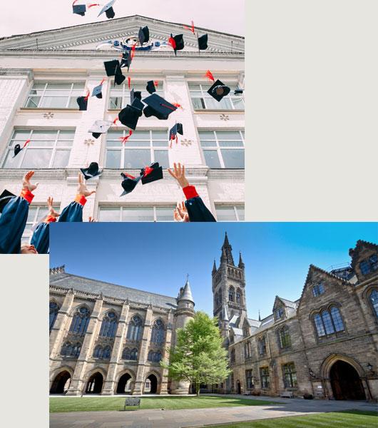 différences entre College et University