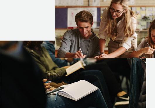 cours de mise à niveau en anglais ESL