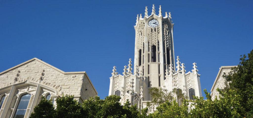 Notre réseau d'universités de Nouvelle-Zélande partenaires