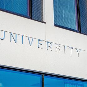 l'université américaine & anglaise