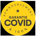 Garantie COVID pour les séjours à l'étranger