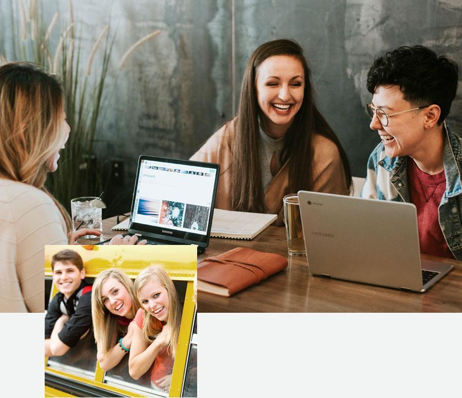 Apprendre l'anglais en immersion dans une école anglophone