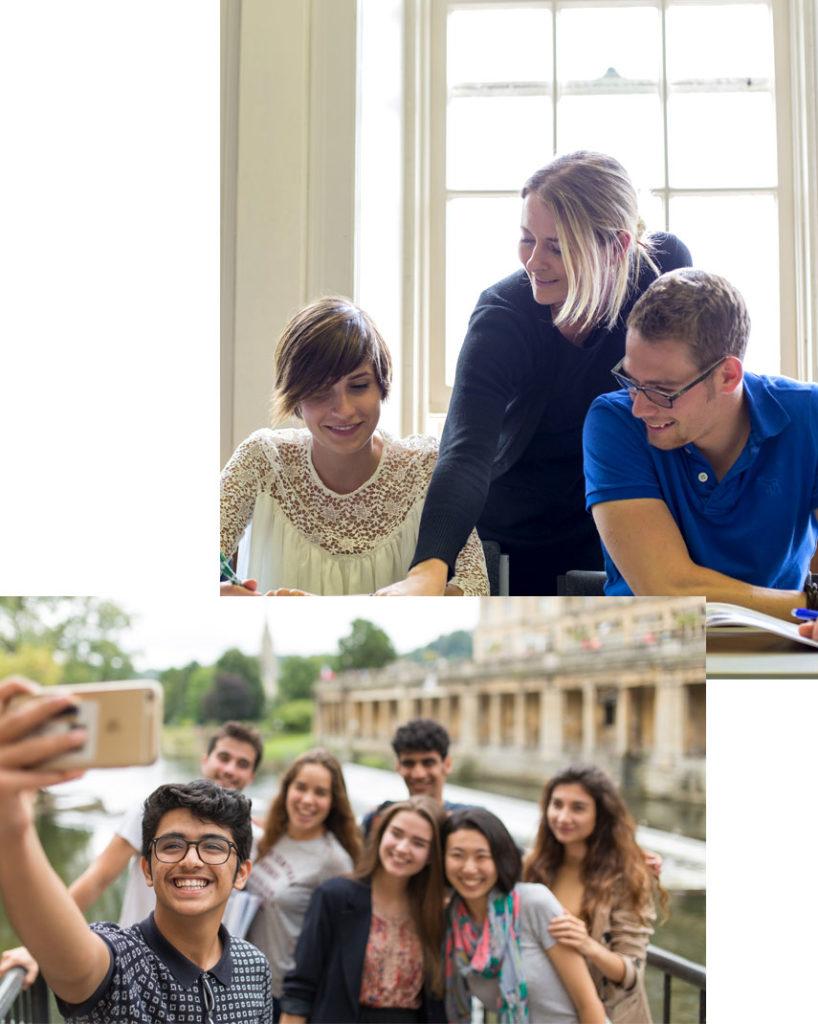 apprendre l'anglais à l'étranger dans une école de langue agréée