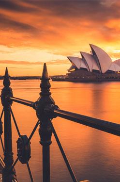 partir en Australie pour étudier l'anglais