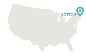 Cours d'anglais à Boston