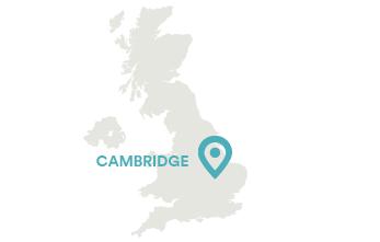Cours d'anglais à Cambridge