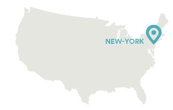 Cours d'anglais à New York