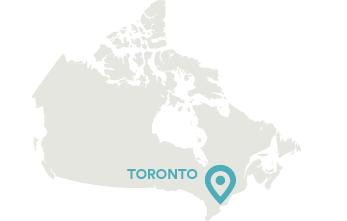 Cours d'anglais à Toronto
