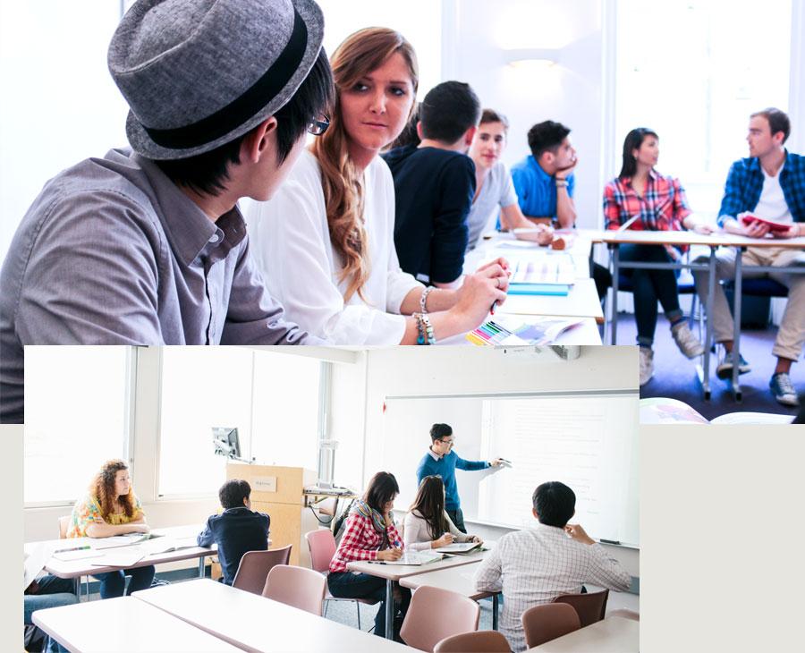 Cours d'anglais à l'étranger