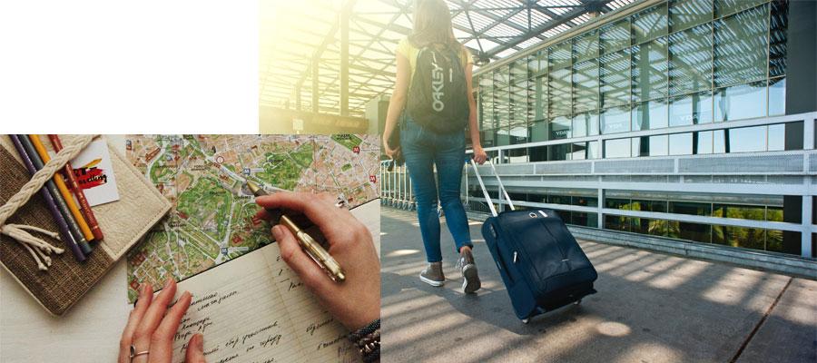 Les étapes avant de partir en école de langue à l'étranger