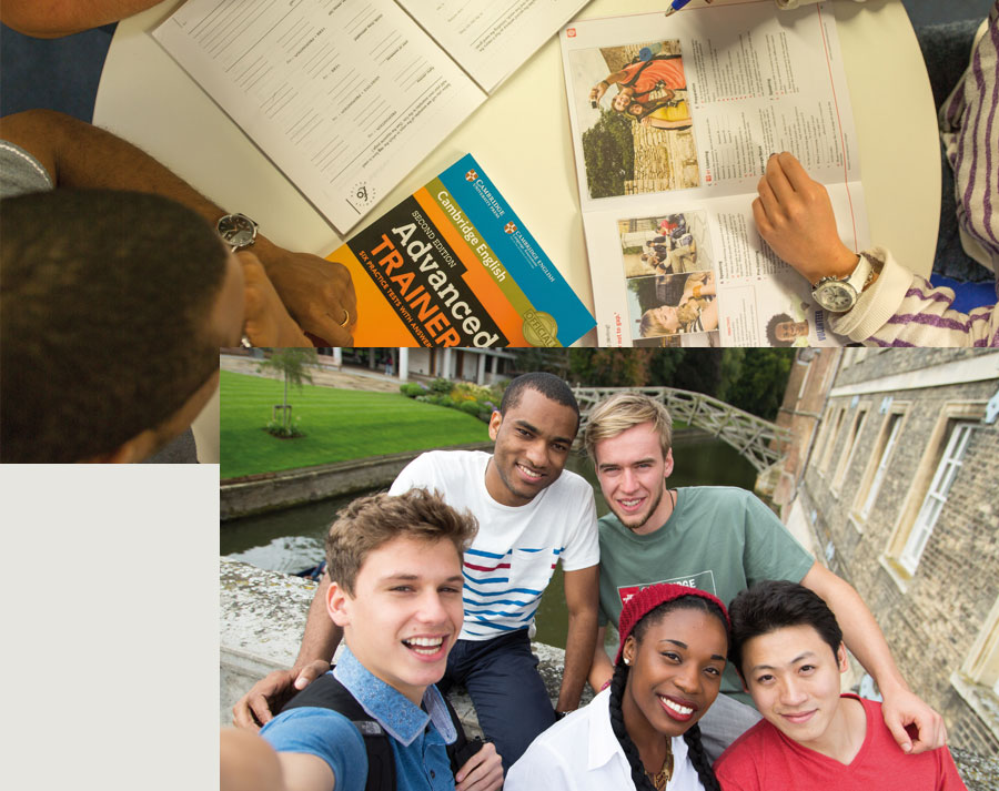 programme d'anglais de préparation aux examens de Cambridge