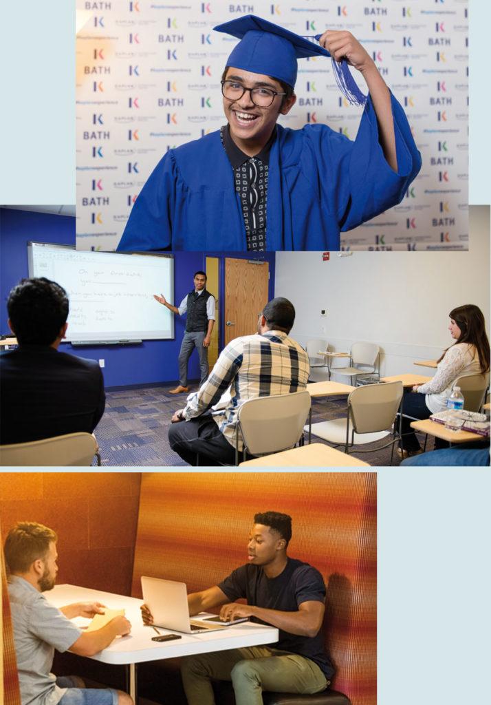 programme d'anglais - examen du TOEFL IELTS