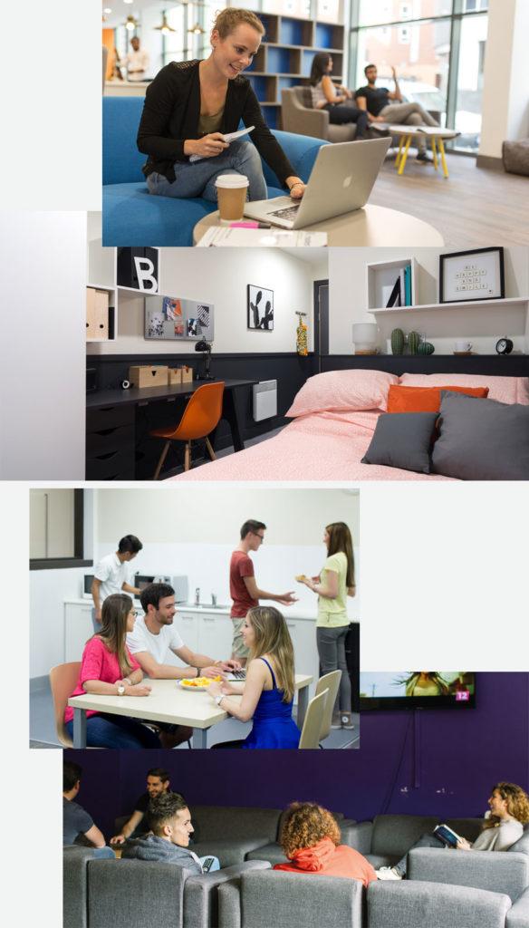 résidences étudiantes ou appartement