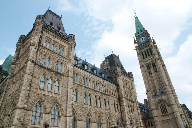 Ottawa, Capitale fédérale du Canada