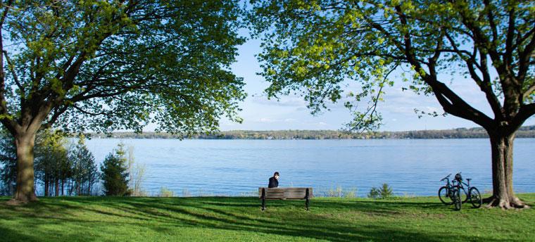 lac Simcoe (Ontario)