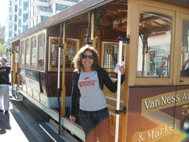 Summer, Cable Car, San Francisco