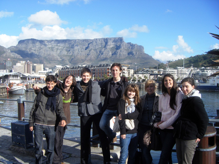 Summer, Table Mountain, Le Cap