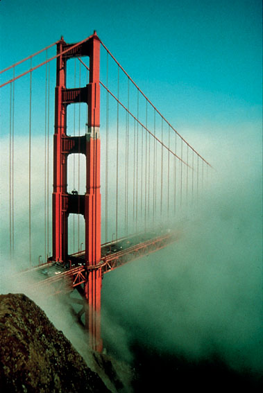 Summer, Golden Gate Bridge