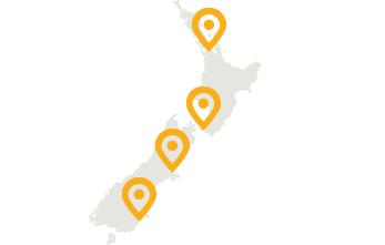 séjour linguistique en été en Nouvelle-Zélande