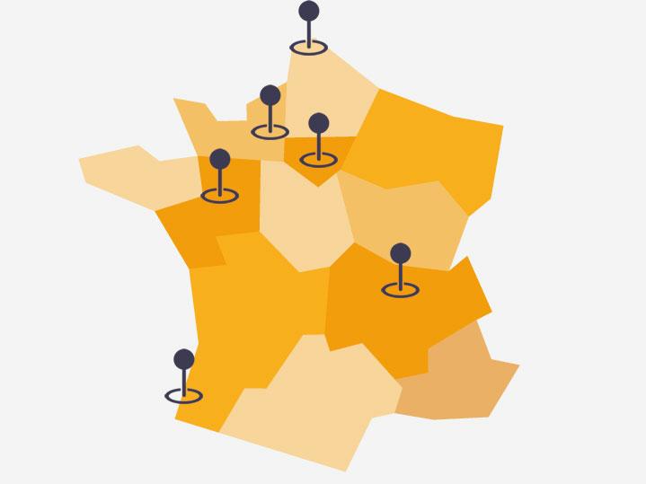 contact des conseillers Summer School en France
