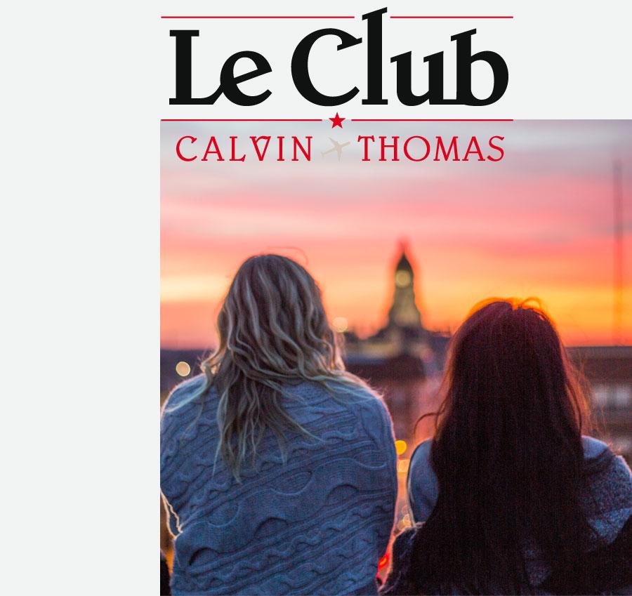 Club Calvin-Thomas, le réseau des anciens